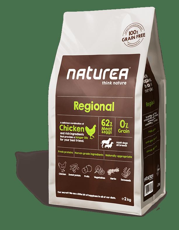Naturea Grain Free Regional Chicken