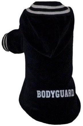 Ubranka dla psa - Grande Finale Bluza czarna Bodyguard