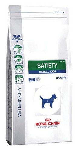 Karmy suche dla psa - Royal Canin Veterinary Diet Canine Satiety Small Dog SSD30