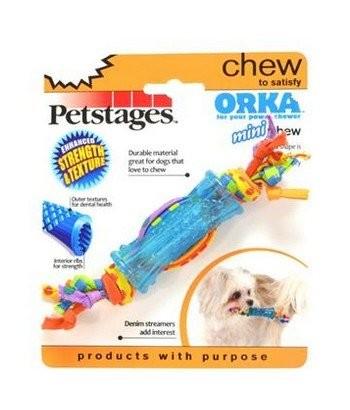Zabawki - Petstages Orka Prymka ze sznurkiem