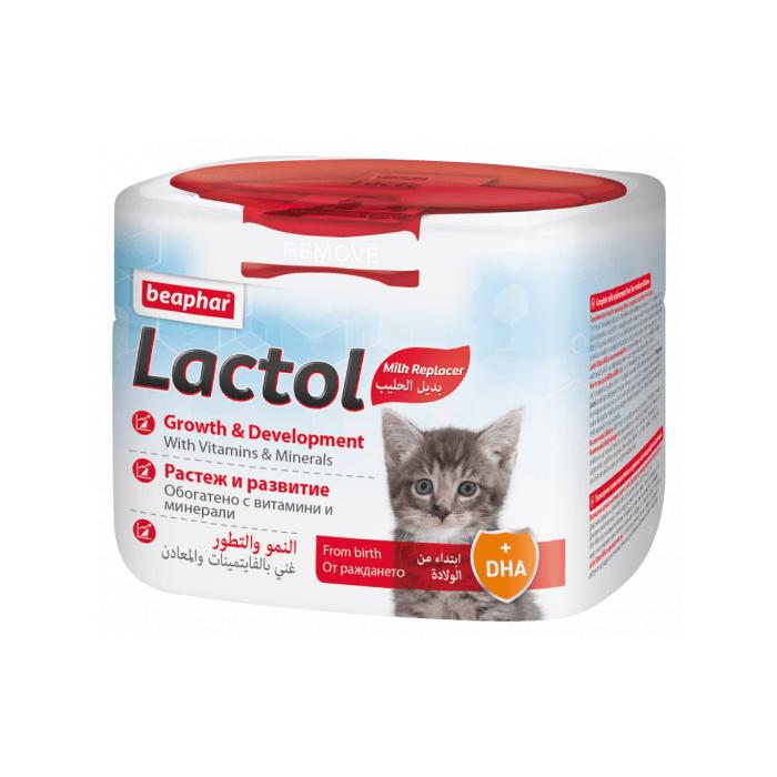 Przysmaki dla kota - Beaphar Lactol Kitten Milk mleko dla kota 250g