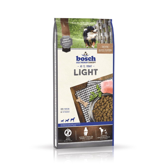 Karmy suche dla psa - Bosch Adult Light