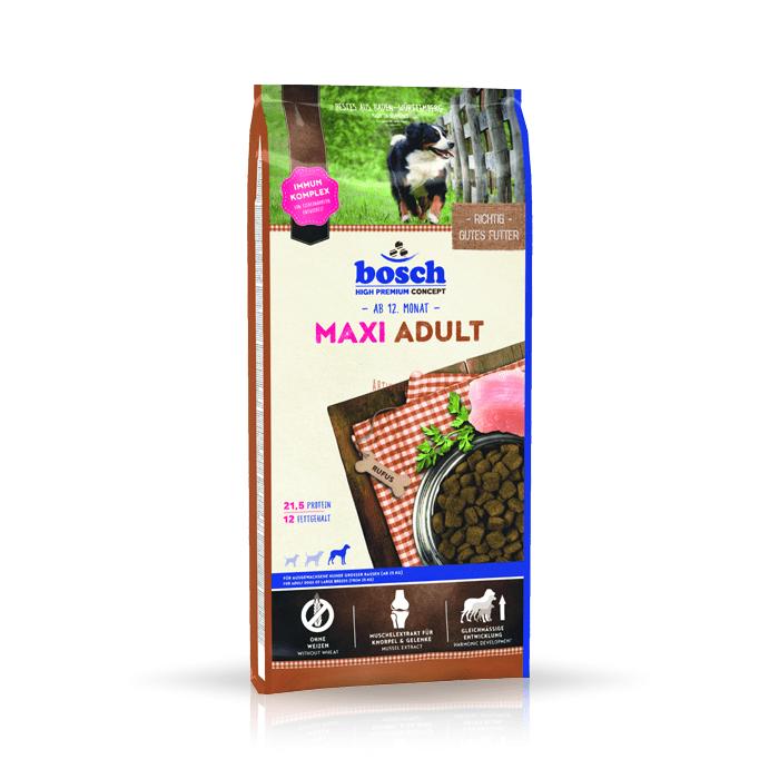 Karmy suche dla psa - Bosch Adult Maxi