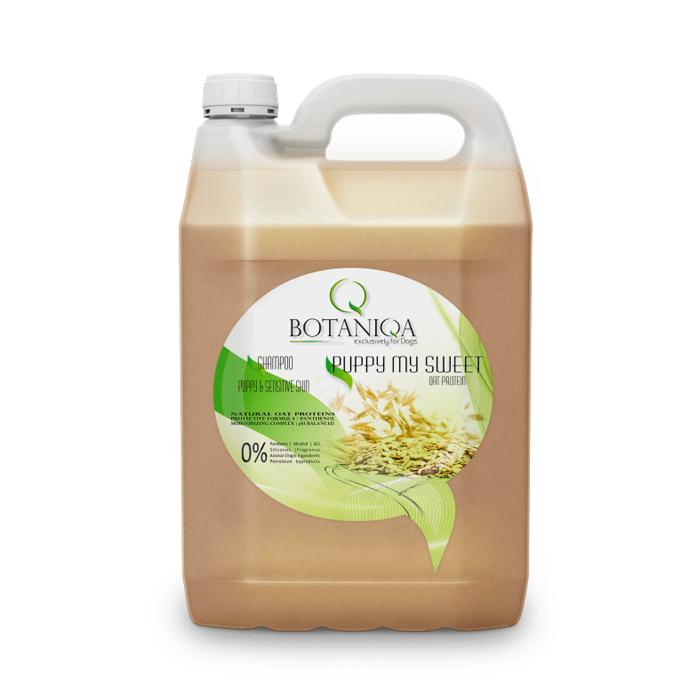 Higiena, pielęgnacja sierści - Botaniqa Szampon dla szczęniąt 5l