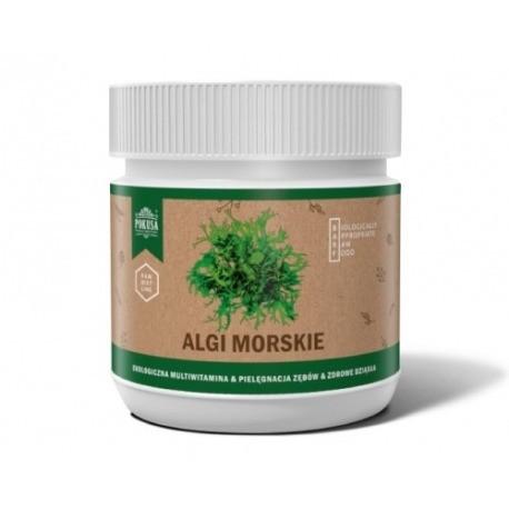 Suplementy - Pokusa RawDietLine mączka z alg norweskich 350g