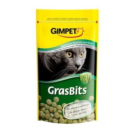 Przysmaki dla kota - Gimpet Gras bits drażetki z trawą 40g