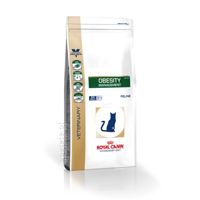 Royal Canin Veterinary Diet Feline Obesity DP42