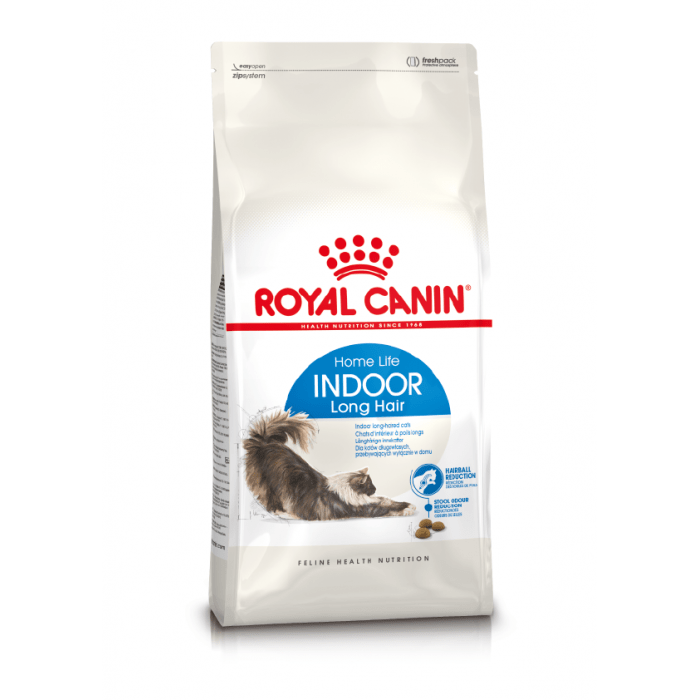 Karmy suche dla kota - Royal Canin Indoor Long Hair