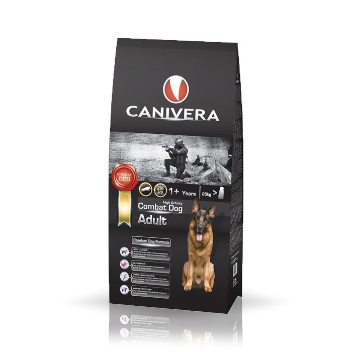 Karmy suche dla psa - Canivera Adult Combat Dog Hight Activity