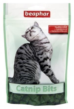 Przysmaki dla kota - Beaphar Catnip Bits z kocimiętką 35g