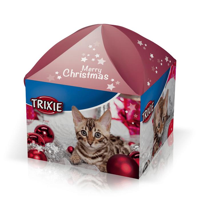 Zabawki - Trixie Zestaw Świąteczny dla kota