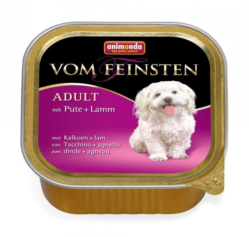 Karmy mokre dla psa - Animonda Vom Feinsten Adult 150g x 4