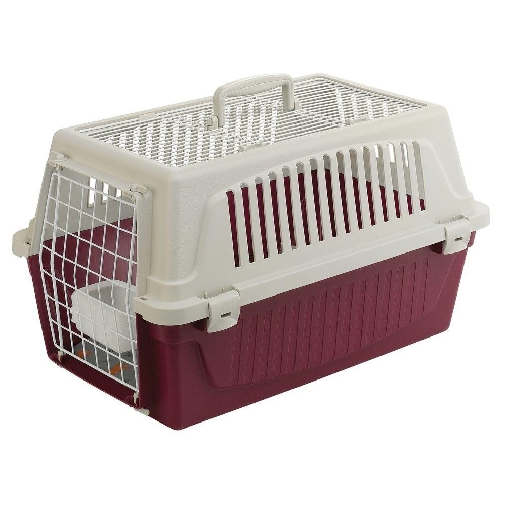 Transportery, sprzęt podróżny - Ferplast Transporter dla małych psów 58 x 37 x 32cm