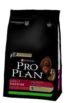 Karmy suche dla psa - Pro Plan Adult Digestion Lamb & Rice 14kg