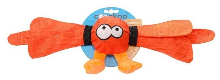 Zabawki - Coockoo Thunder piszcząca piłka pomarańczowa