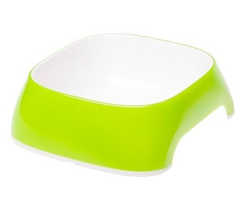 Miski i akcesoria do misek - Ferplast Glam Miska zielona