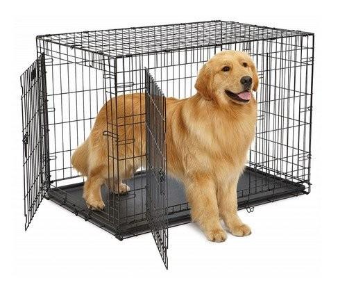 Transportery, sprzęt podróżny - MidWest Contour Klatka dla psa
