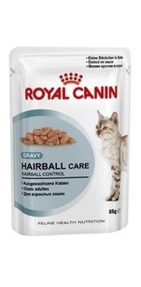 Karmy mokre dla kota - Royal Canin Feline Hairball Care FHN w sosie 12x85g