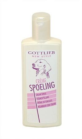 Higiena, pielęgnacja sierści - Gottlieb Cream Rinse odżywka kremowa 300ml