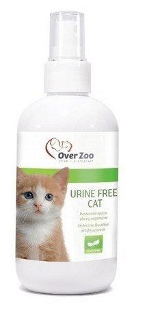 Produkty higieniczne - Over Zoo Urine Free Cat 250ml