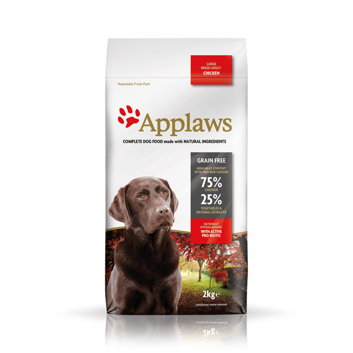 Karmy suche dla psa - Applaws Adult Dog Large Breed
