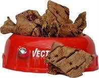Przysmaki dla psa - Vector Food Płuca Wołowe 0,5 kg