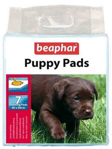 Produkty higieniczne - Beaphar Puppy Pads - maty do nauki czystości 7szt.
