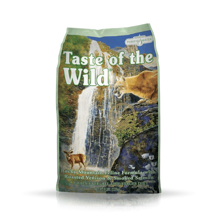 Karmy suche dla kota - Taste of the Wild Rocky Mountain Feline