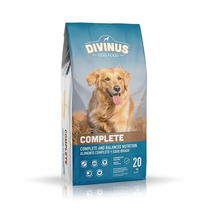 Karmy suche dla psa - Divinus Complete 20kg