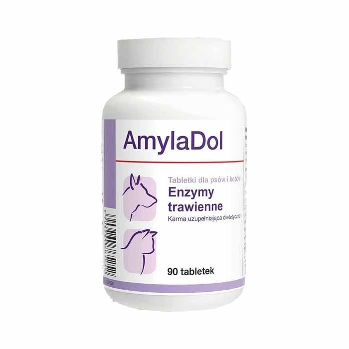 Suplementy - Dolfos AmylaDol 90 tabl.