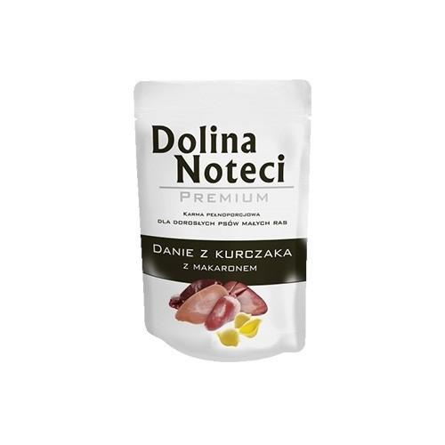 Karmy mokre dla psa - Dolina Noteci Premium Danie 100g x 12