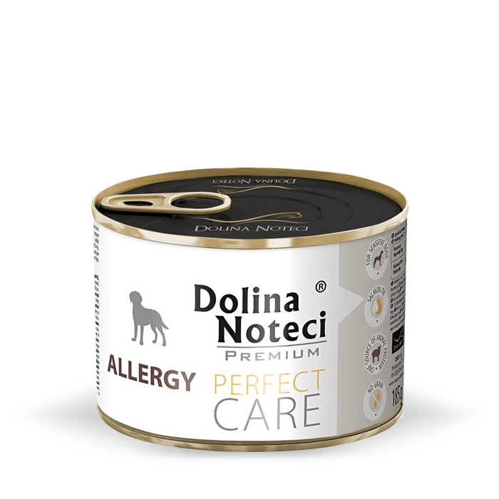 Karmy mokre dla psa - Dolina Noteci Premium Perfect Care Allergy 185g