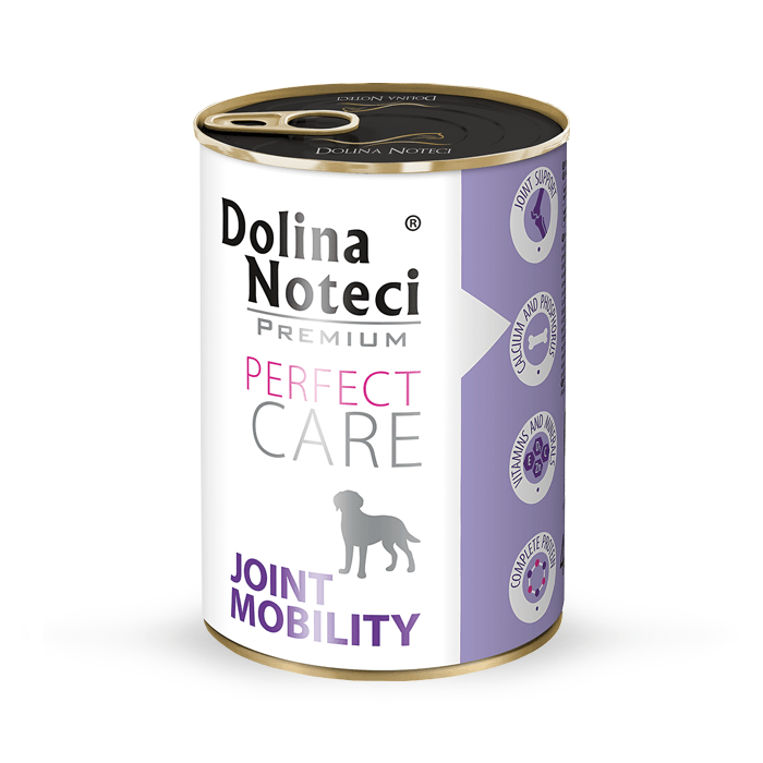 Karmy mokre dla psa - Dolina Noteci Premium Perfect Care Joint Mobility 400g