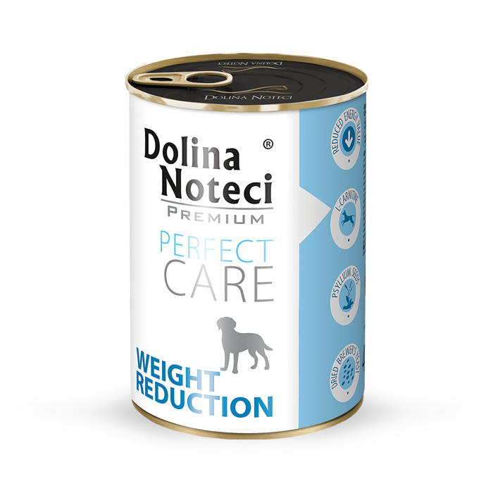 Karmy mokre dla psa - Dolina Noteci Premium Perfect Care Weight Reduction 400g