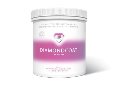 Suplementy - Pokusa DiamondCoat DermaCare 240g