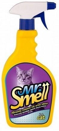 Produkty higieniczne - DermaPharm Mr. Smell kot likwiduje zapach moczu 500ml