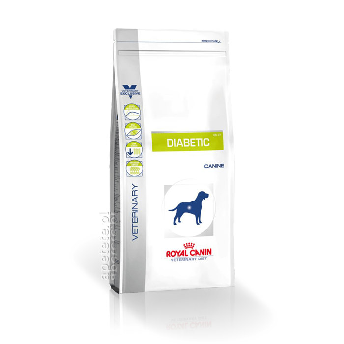 Royal Canin Veterinary Diet Canine Diabetic DS37