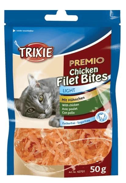 Przysmaki dla kota - Trixie Filet z kurczaka dla kota 50g