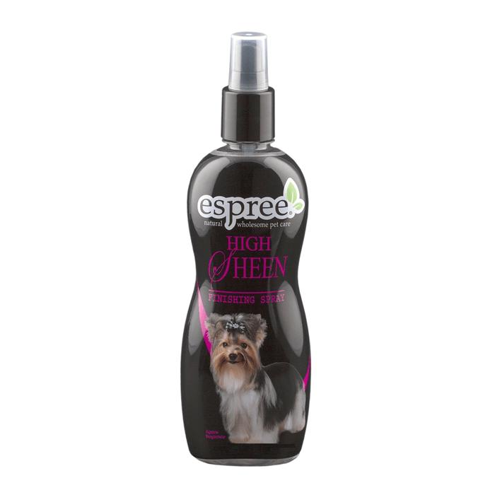Higiena, pielęgnacja sierści - Espree High Sheen Finishing Spray Preparat do układania włosów 355ml
