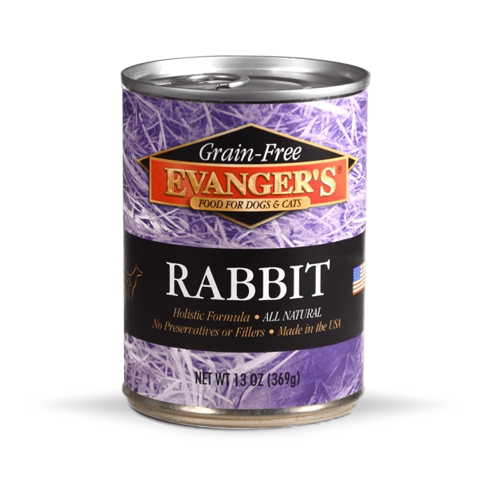 Karmy mokre dla psa - Evanger's Grain Free 369g x 4