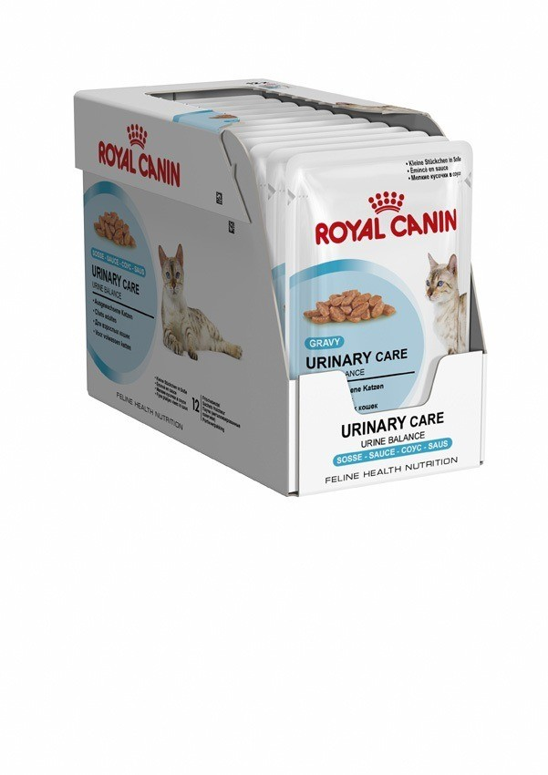 Karmy mokre dla kota - Royal Canin Urinary Care 12x85g saszetka