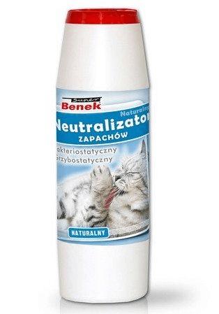 Kuwety, łopatki dla kota - Benek Neutralizator - Odkażacz naturalny 500g