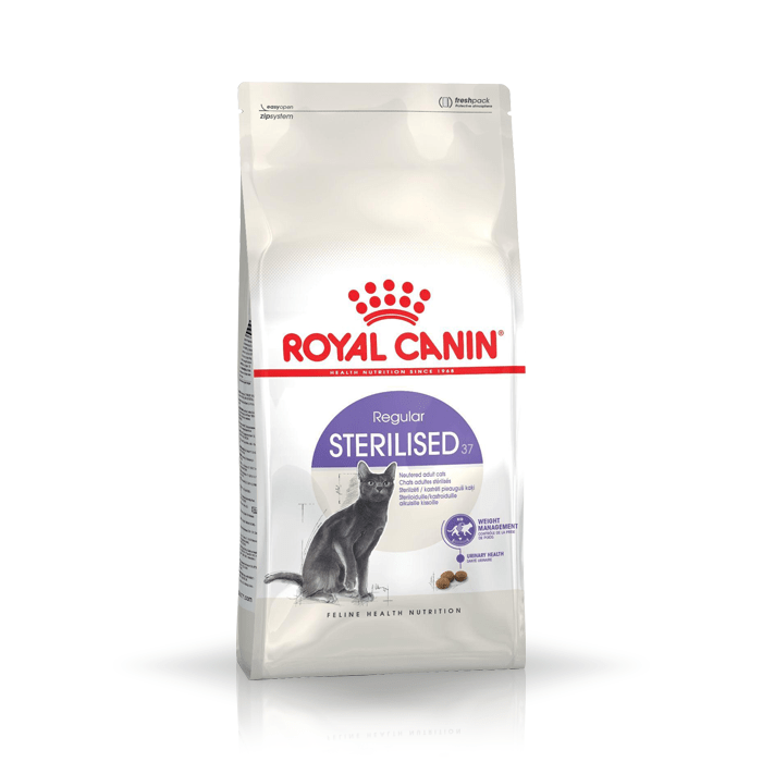 Karmy suche dla kota - Royal Canin Sterilised 37