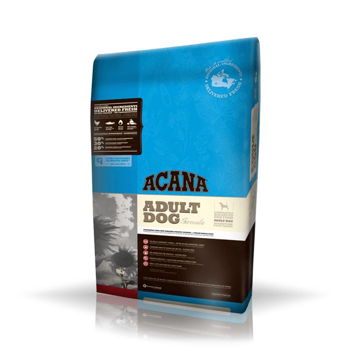 Karmy suche dla psa - Acana Adult Dog 18kg