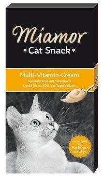 Przysmaki dla kota - Miamor Cat Confect Multi-Vitamin Cream 90g