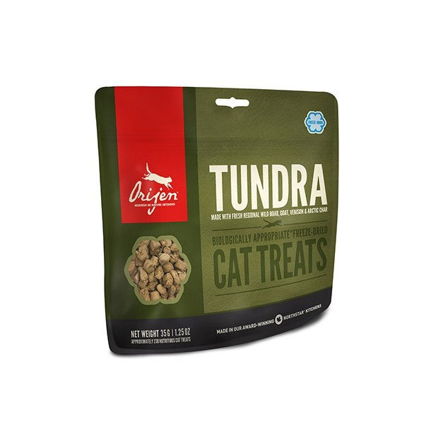 Przysmaki dla kota - Orijen FD Tundra Cat przysmak dla kota 35g
