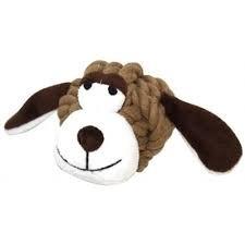 Zabawki - HappyPet Piesek ze sznura 9cm