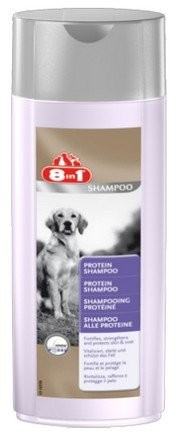 Higiena, pielęgnacja sierści - 8in1 Shampoo Protein - Szampon z proteinami 250ml