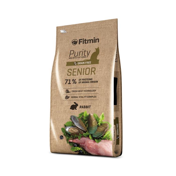Karmy suche dla kota - Fitmin Cat Purity Grain Free Senior