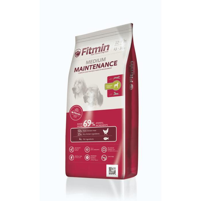 Karmy suche dla psa - Fitmin Dog Medium Maintenance